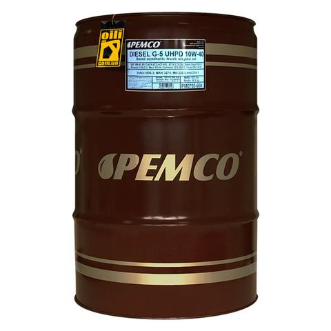 Pemco DIESEL G-5 UHPD 10W-40 60л