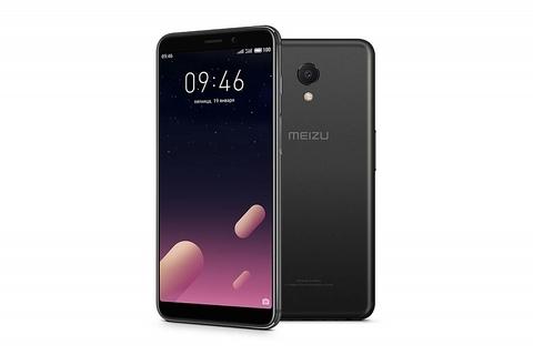 Meizu M6s  (3-32Gb) Black | Черный