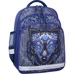 Рюкзак школьный Bagland Mouse 225 синий 506 (0051370)