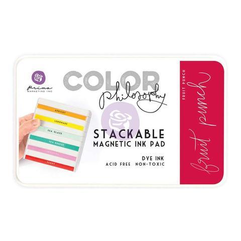 Чернильная подушечка Prima Marketing Color Philosophy Dye Ink Pad - Fruit Punch