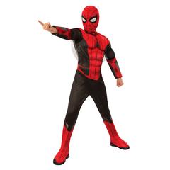 Человек паук: Вдали от дома костюм детский с мускулами