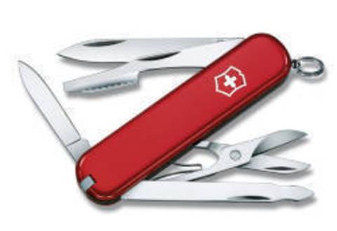 Нож Victorinox Executive, 74 мм, 10 функций, красный123