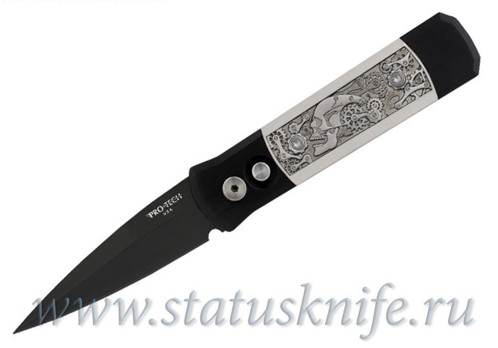 Нож Pro-Tech 7SP-2 Godson Steampunk