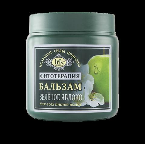 Iris Фитотерапия Бальзам Зеленое яблоко 500 мл