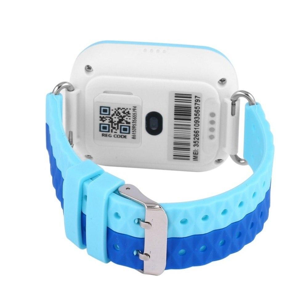 Детские Smart часы Q750 c GPS