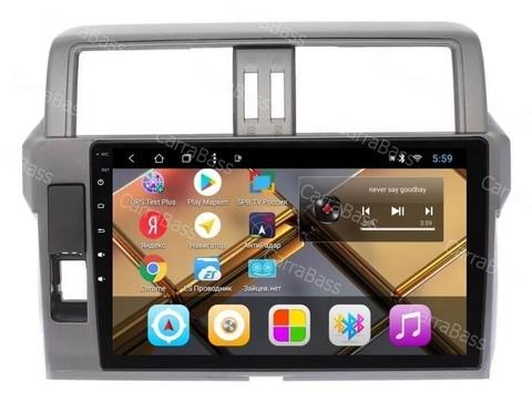 Магнитола CB3041T8 Toyota Prado 150 2014-2017 Android 8.1