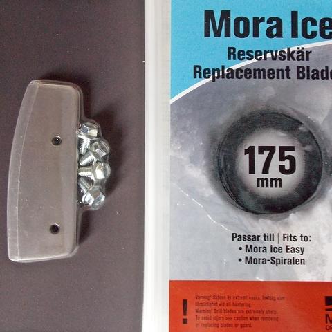 Запасные ножи для ледобуров Mora Easy и Spiralen 175 мм