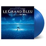 Soundtrack / Eric Serra: Le Grand Bleu (Coloured Vinyl)(2LP)