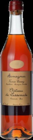 Francis Darroze Armagnac Chateau de Lasserade Vintage