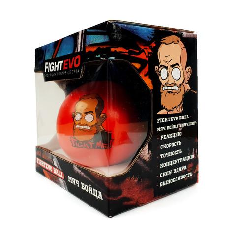 Тренажер мяч для отработки ударов FightEvo