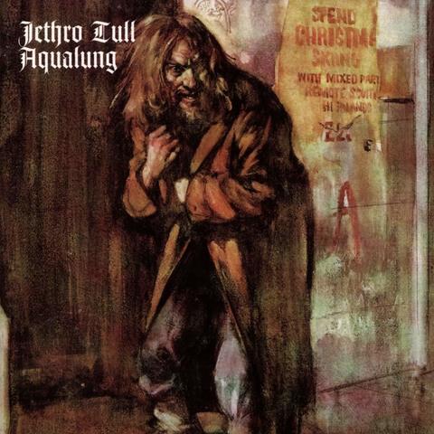Виниловая пластинка. Jethro Tull