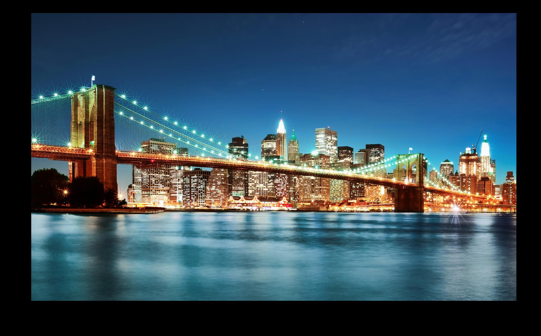 """Постеры Постер """"Бруклинский мост"""" п84.png"""
