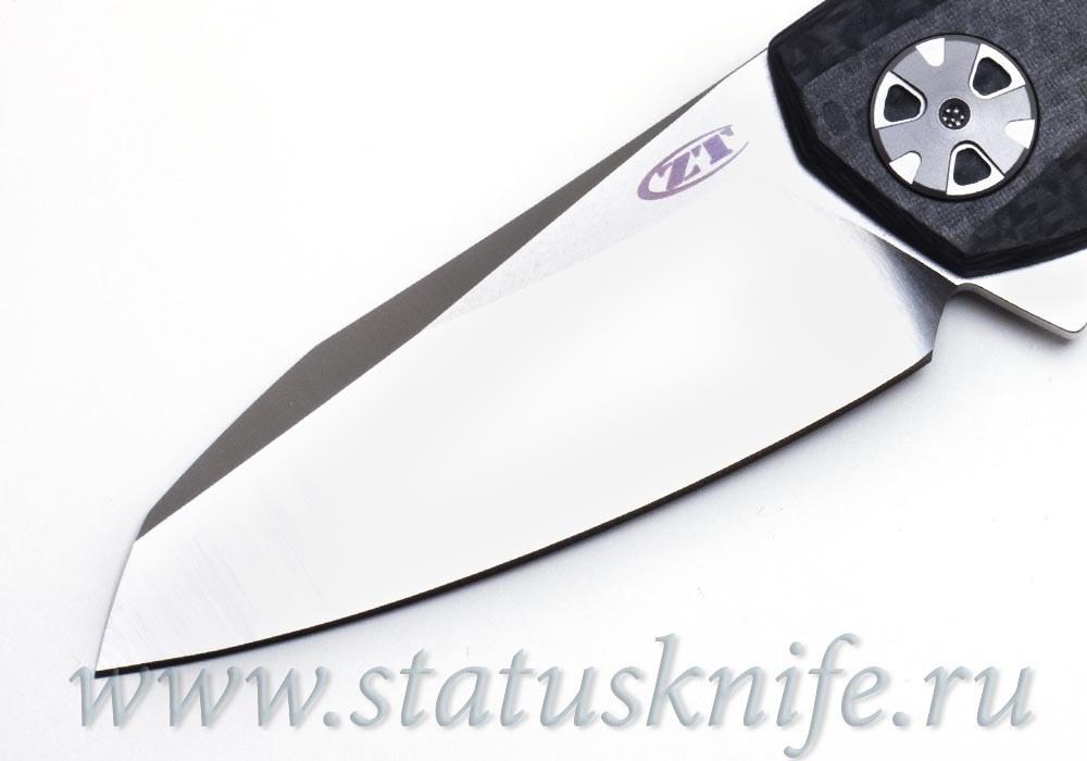 Нож Zero Tolerance 0456CF ZT 0456CF 20CV 2TN Sinkevich - фотография