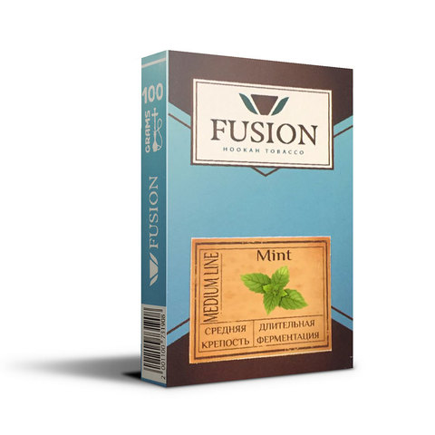 Табак Fusion Medium Mint 100 г