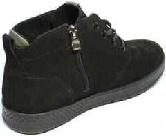 Зимние ботинки на цигейке мужские Ikoc 1617-1 WBN.
