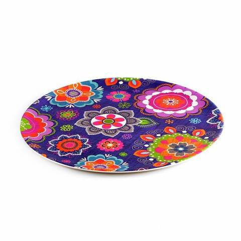 8959 FISSMAN Purpur Тарелка плоская 28 см,  купить