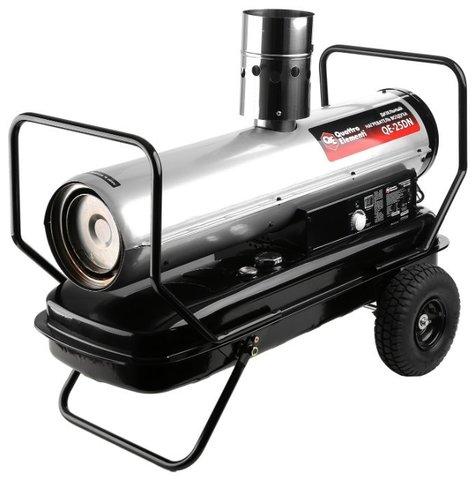 Нагреватель воздуха дизел. непрям. нагр. QE-25DN (25кВт,)