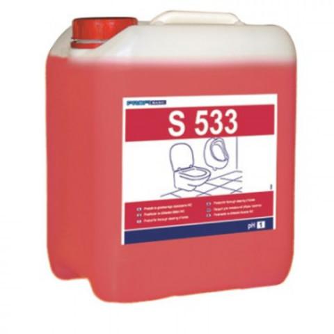 Средство для удаления ржавчины и известковых отложений Lakma Profibasic S 533 5 л