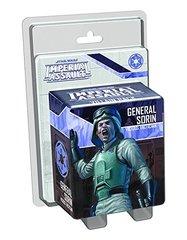 Star Wars Imperial Assault: General Sorin Villain Pack