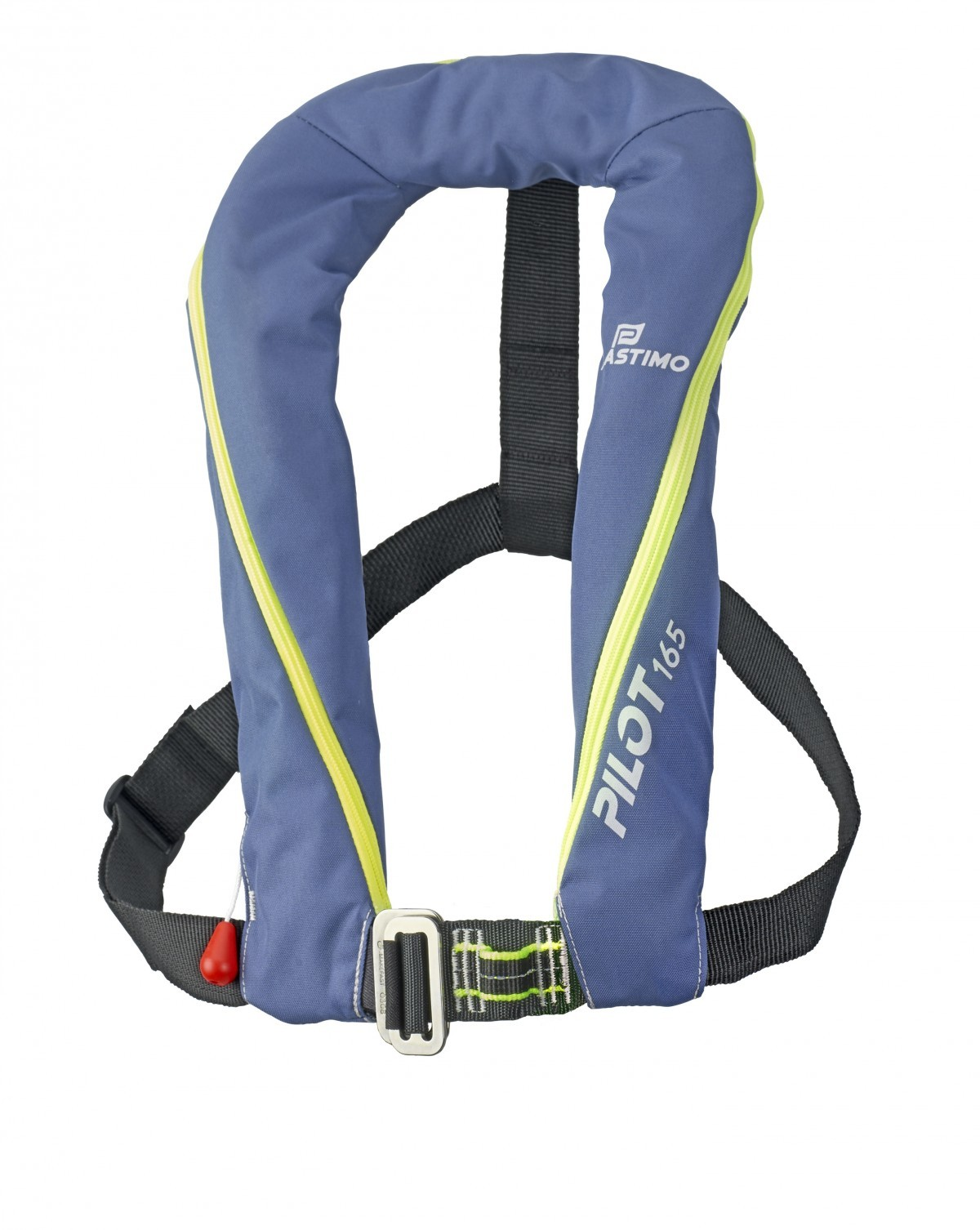 New Pilot 165 inflatable lifejacket with harness