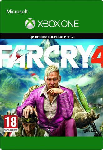 Xbox Store Россия: Xbox One Far Cry 4 (цифровой ключ, русская версия)