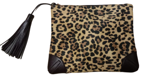 Косметичка Леопард