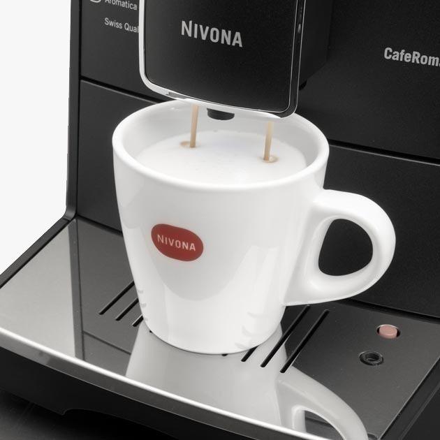 Кофемашина Nivona CafeRomatica NICR 756 + кофе в зернах Craft, Platinum, Oro, Delikato, Latina Fuerte