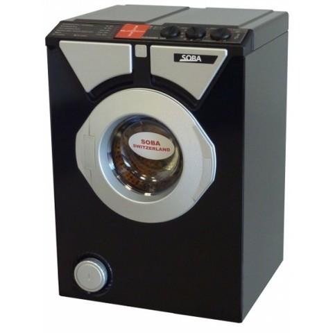 Компактная стиральная машина Eurosoba 1100 Sprint Black and Silver