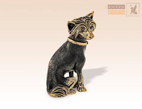 фигурка Собака Китайская Хохлатая