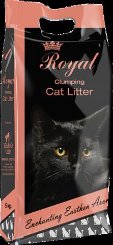Indian Cat Litter наполнитель для туалета бетонит аромат №2 Индийская земля 5кг