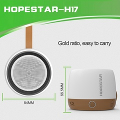Портативная акустическая колонка Hopestar H17
