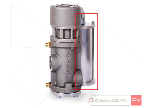 Глушитель для пескоструйного аппарата Contracor DBS с ДУ