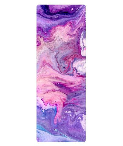 Коврик для йоги из ПВХ Abstraction 183*61*0,4 см