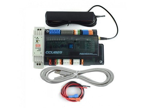 GSM контроллер CCU825-S/D-E011/AE-PC