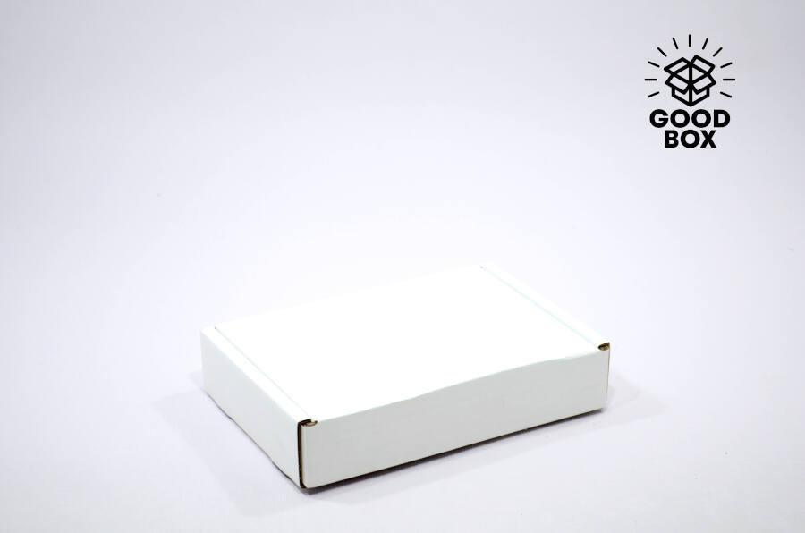 Белая почтовая коробка купить с доставкой