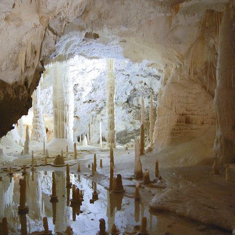 Микс  Пещеры Фразасси