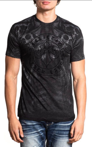 Футболка Affliction CROWN SCREAM