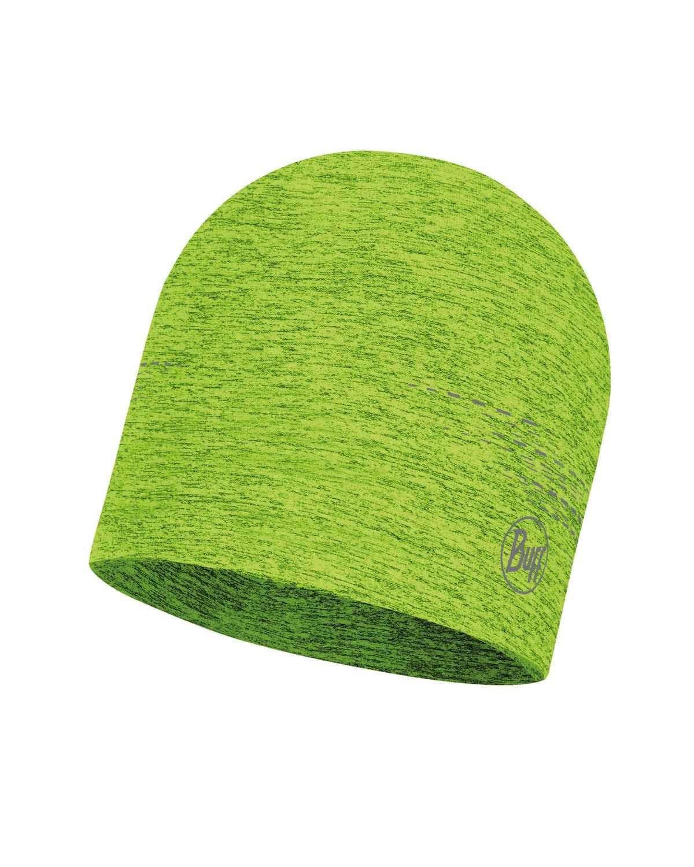 Шапки на осень Спортивная шапочка со светоотражением Buff Hat Dryflx R_Yellow Fluor 118099.117.10.00.jpg