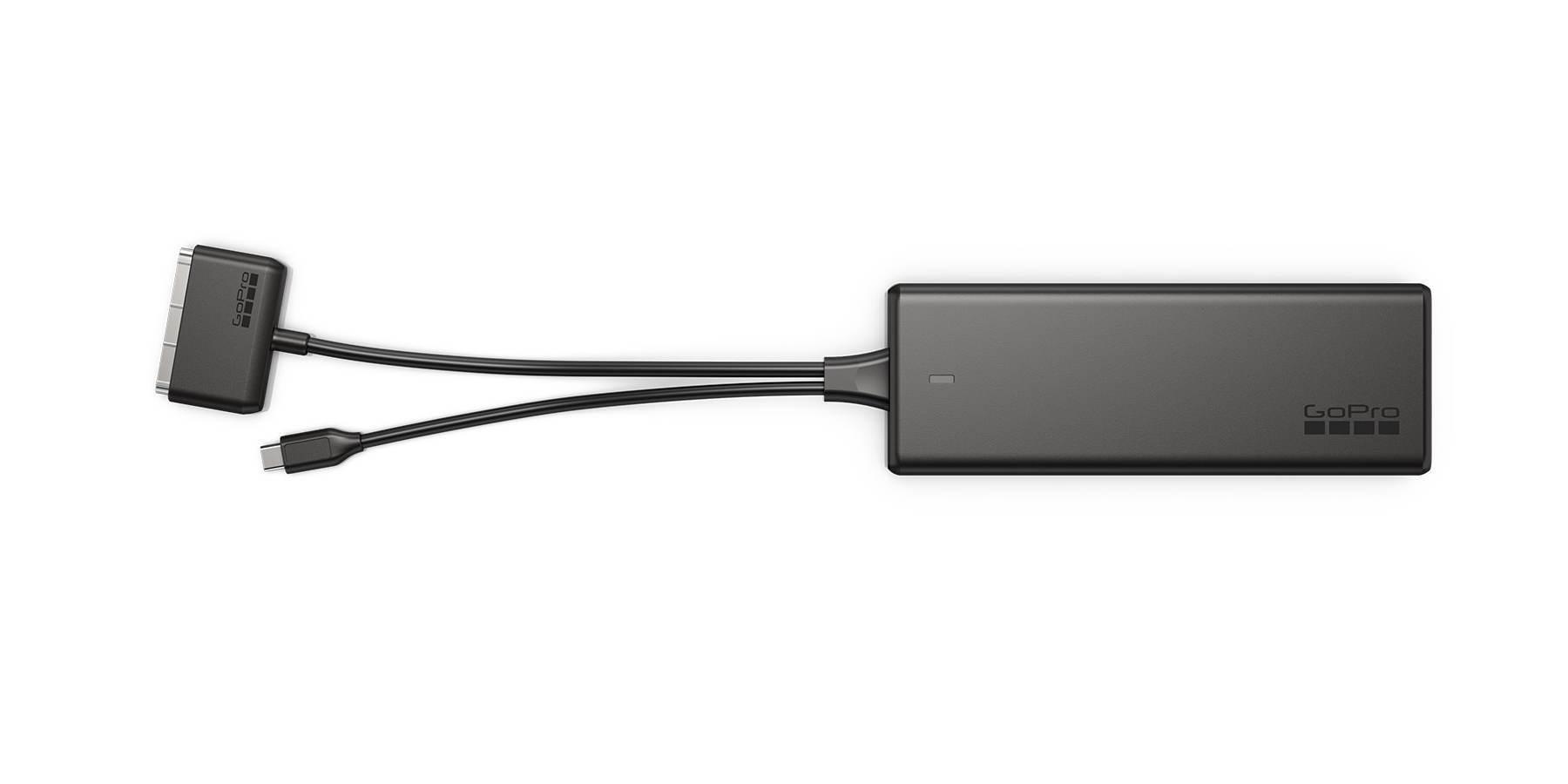 Зарядное устройство GoPro Karma Replacement Wall Charger (RQBLT-002) вид сбоку