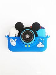 children s fun camera MIKKI синий