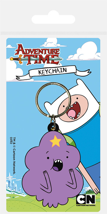 Брелок силиконовый Adventure Time Принцесса Пупырка