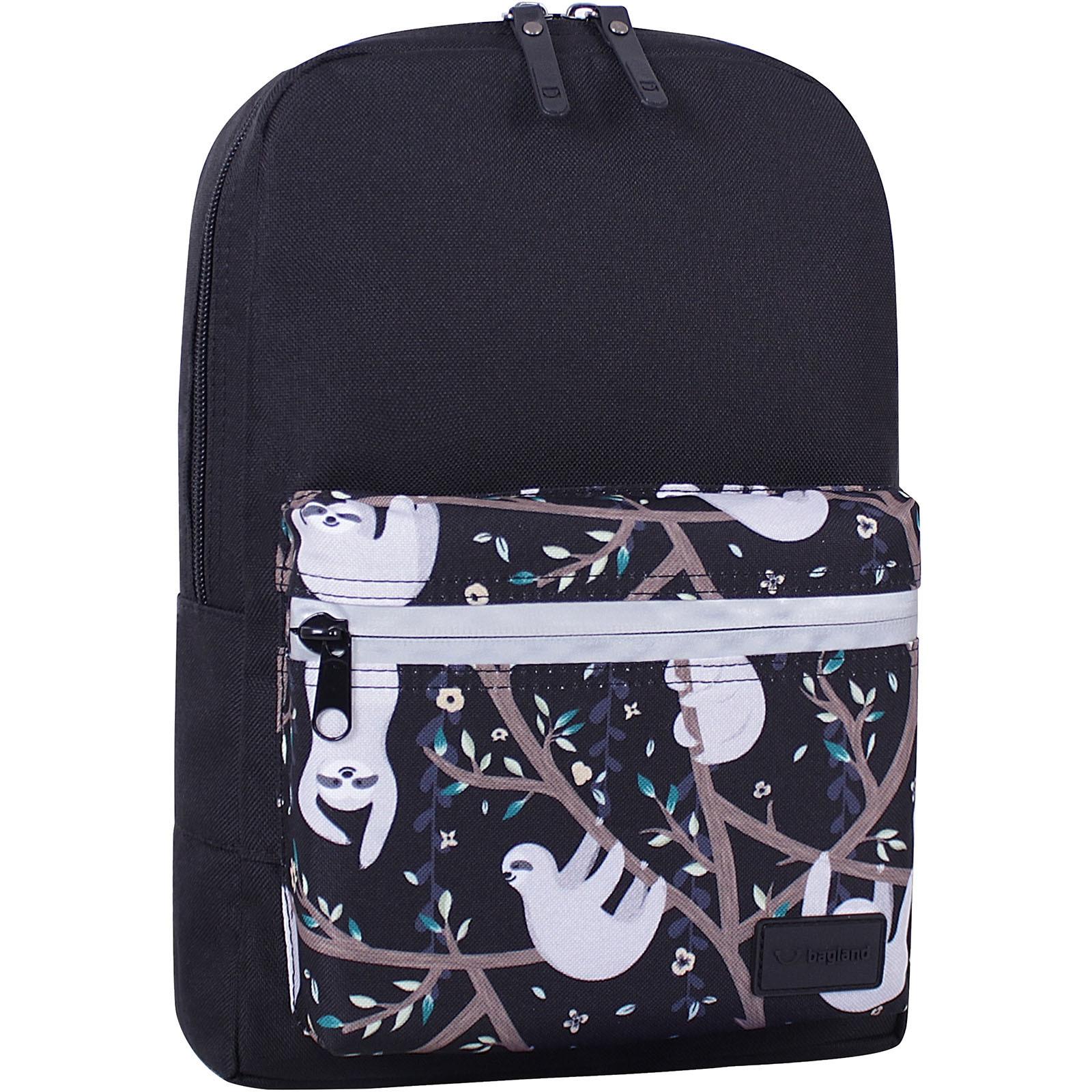 Молодежные рюкзаки Рюкзак Bagland Молодежный mini 8 л. черный 760 (0050866) IMG_6814_суб.760_.JPG
