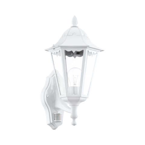 Уличный светильник с датчиком движения Eglo NAVEDO 93447