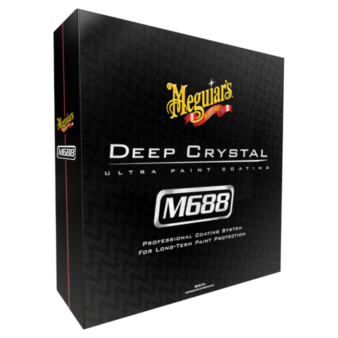 Meguiar's Защитное «Керамическое» покрытие Deep Crystal Coating (набор) 1/6