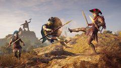 Xbox One Assassin's Creed: Одиссея + Assassin's Creed: Истоки. Комплект (русская версия)