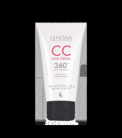 Крем-уход увлажняющий и питательный для волос CC Hair Cream