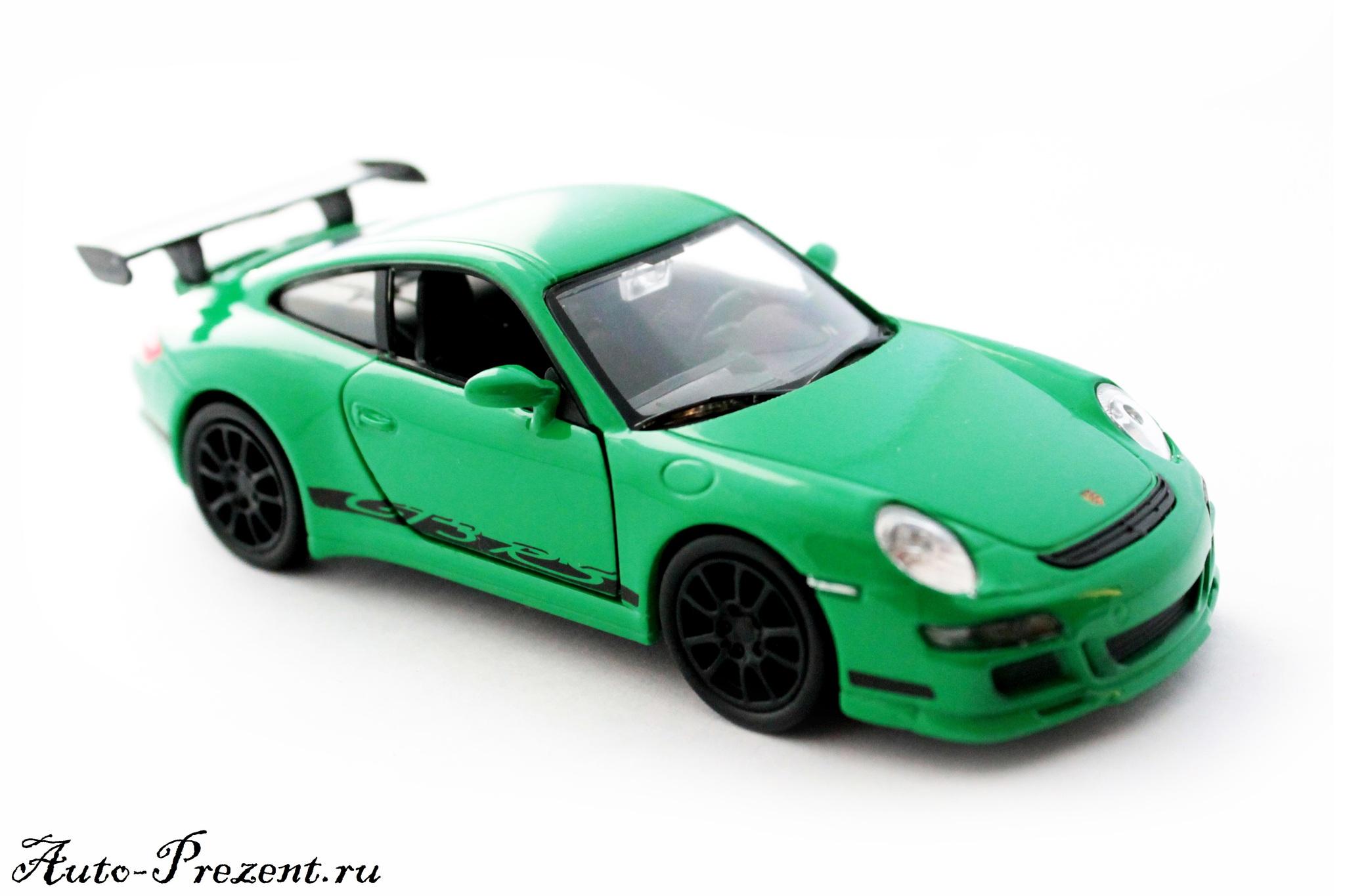 Машинка-игрушка Porsche 911 (997) GT3 RS