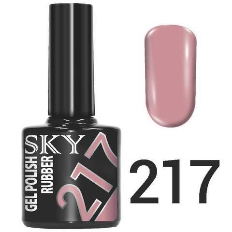 Sky Гель-лак трёхфазный тон №217 10мл