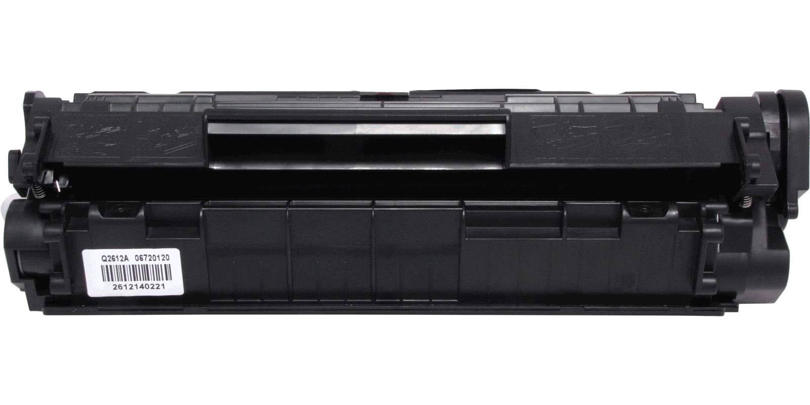 ЦРМ №12A Q2612A/FX10, черный, для HP/Canon, до 2000 стр.