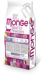 Monge Cat Natural Superpremium Sterilized (10 кг) для стерилизованных кошек